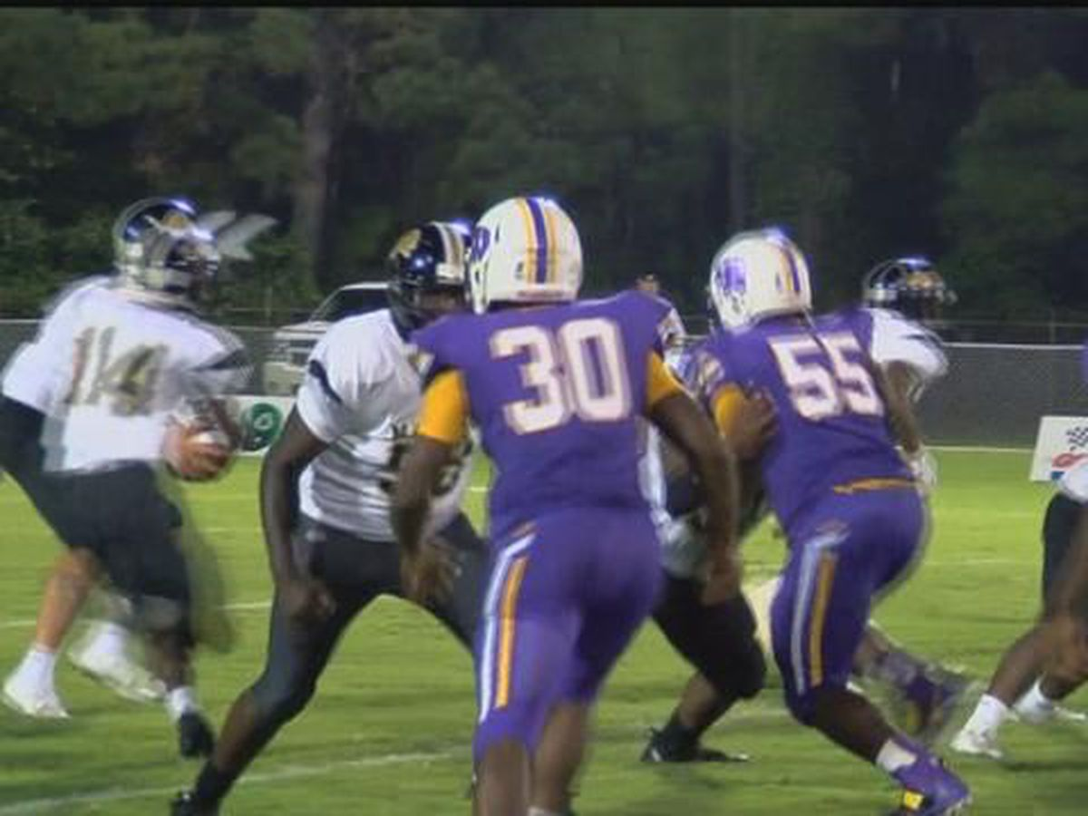 High school football resumes with Week Two