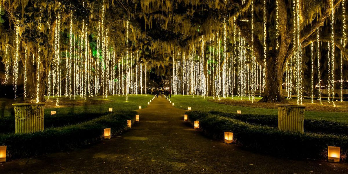 Brookgreen Gardens has a rich history spanning centuries