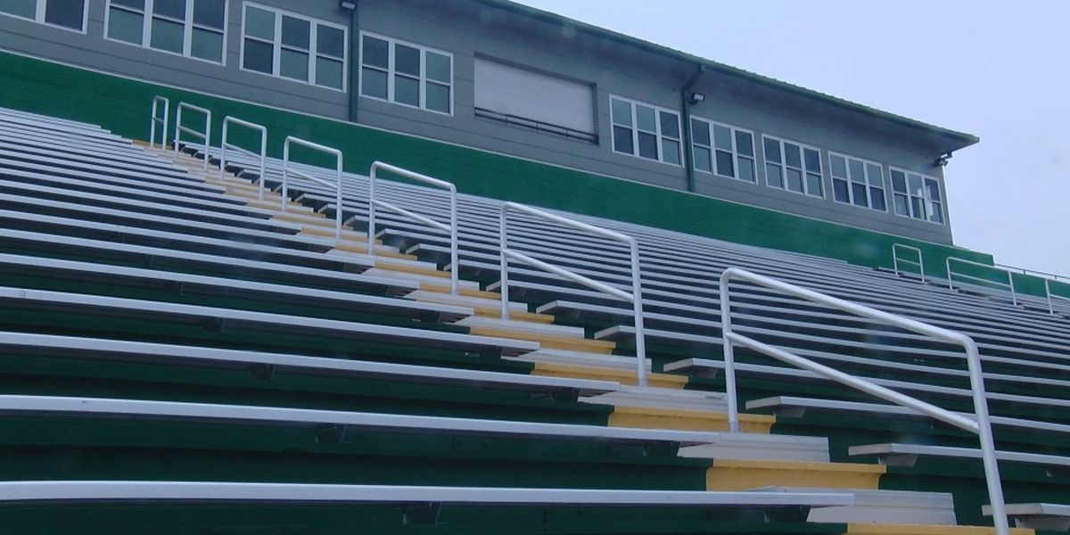 Renovations to Doug Shaw Stadium on target for MBHS' Thursday football game