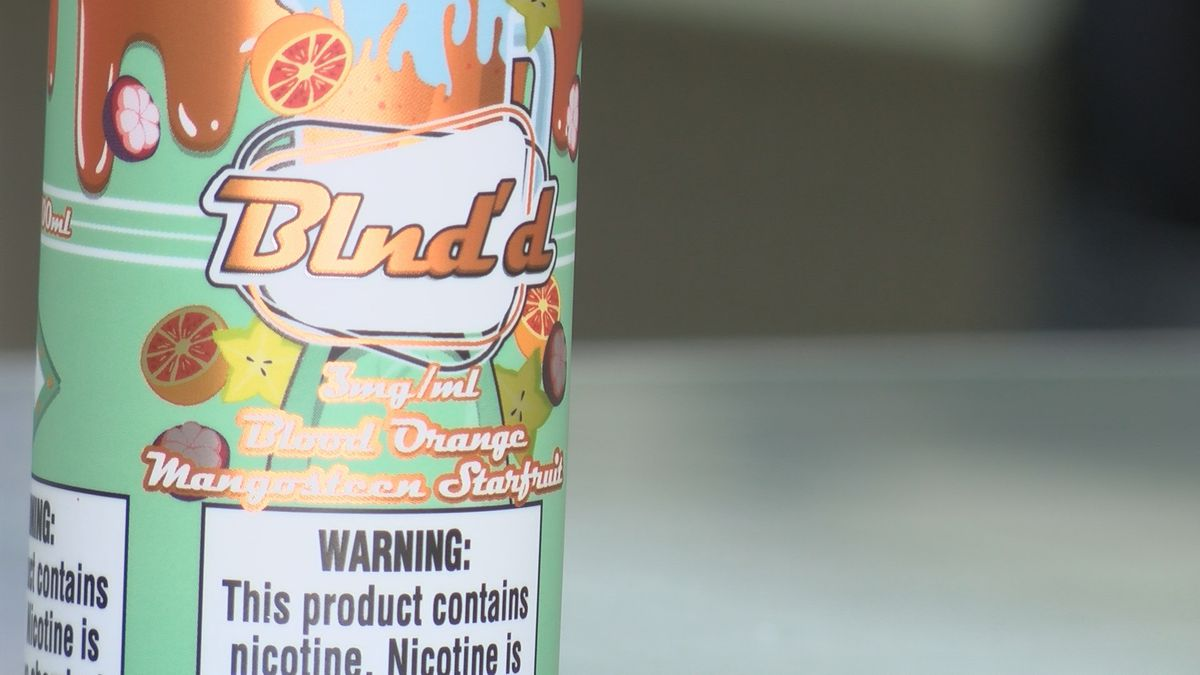 State lawmaker looking into potential ban of flavored vaping products