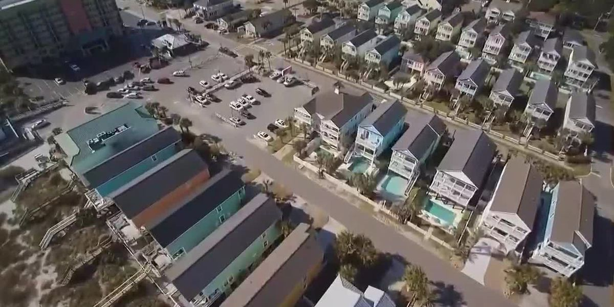 Surfside Beach restricts short-term rentals for month of April