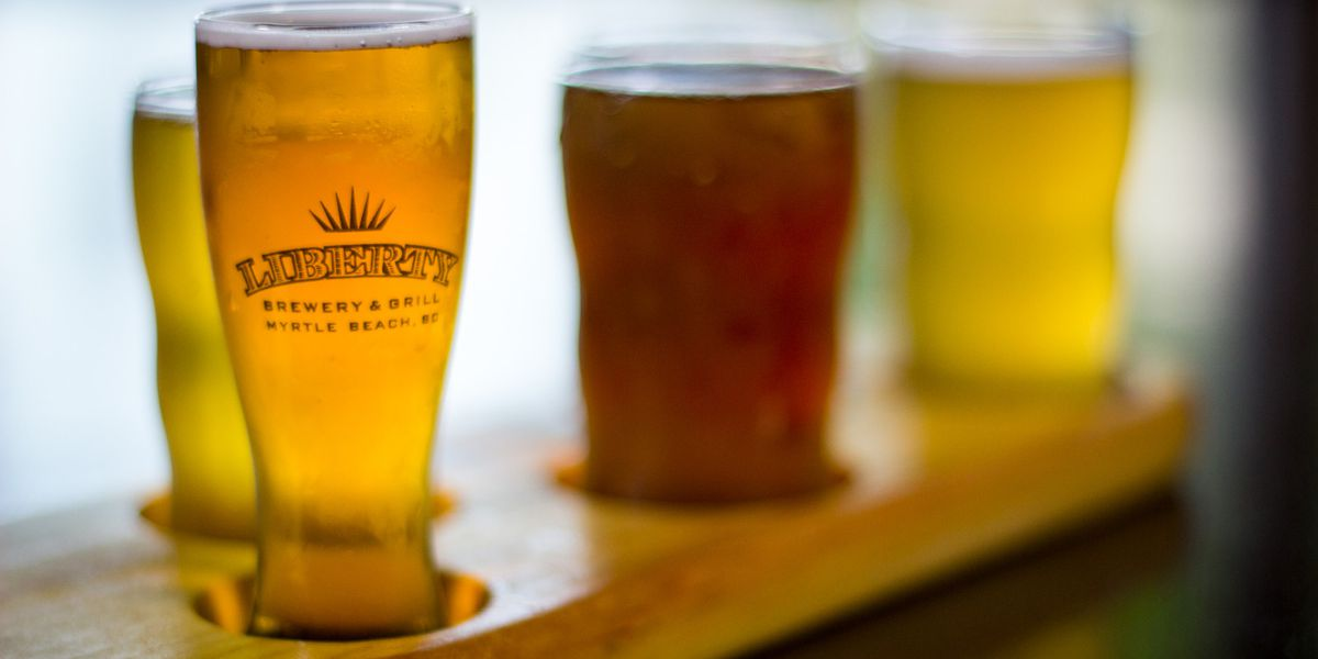 Liberty Brewery & Grill at Broadway at the Beach to close, merge with Liberty Tap Room
