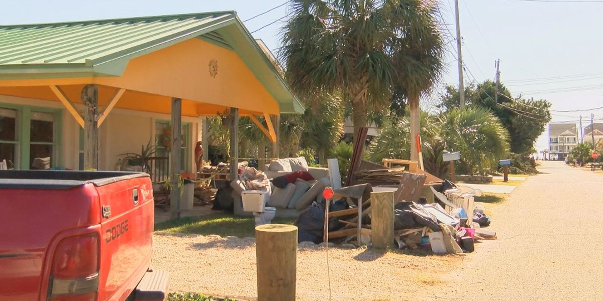 Cherry Grove man still faces tough choice amid frequent flooding