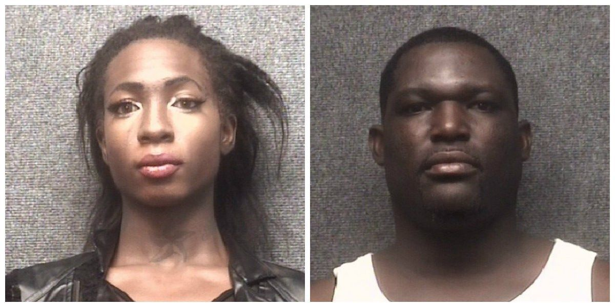 Myrtle Beach police arrest two in connection with human trafficking after online ad shows missing girl