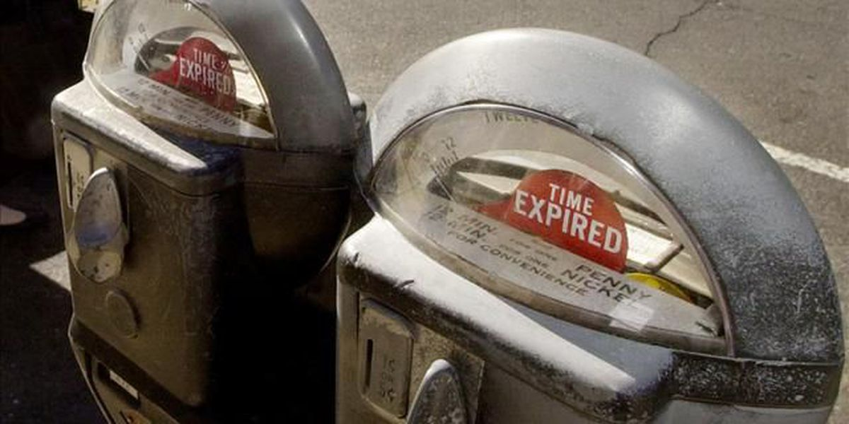Parking meter season begins March 1