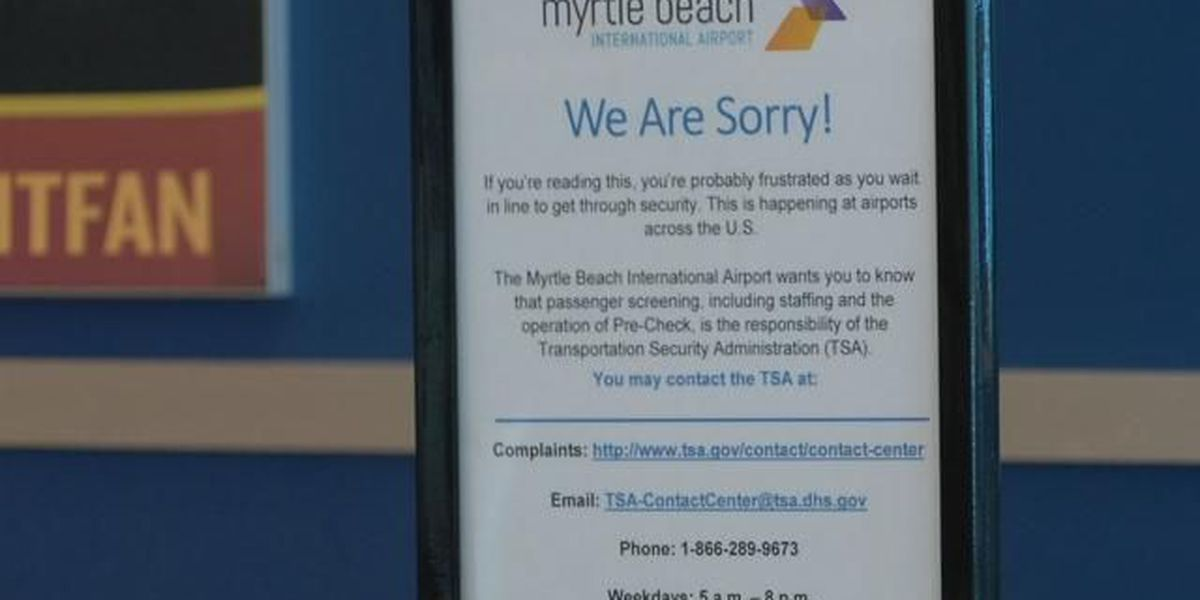 Airport officials brace for large crowds throughout Memorial Day weekend