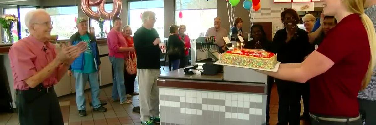 This Is Carolina: 90-Year-Old's Surprise Birthday Party