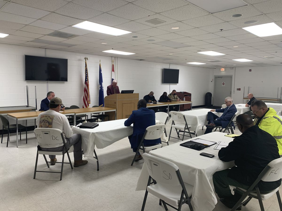 Florence County law enforcement agencies are giving an old council new life