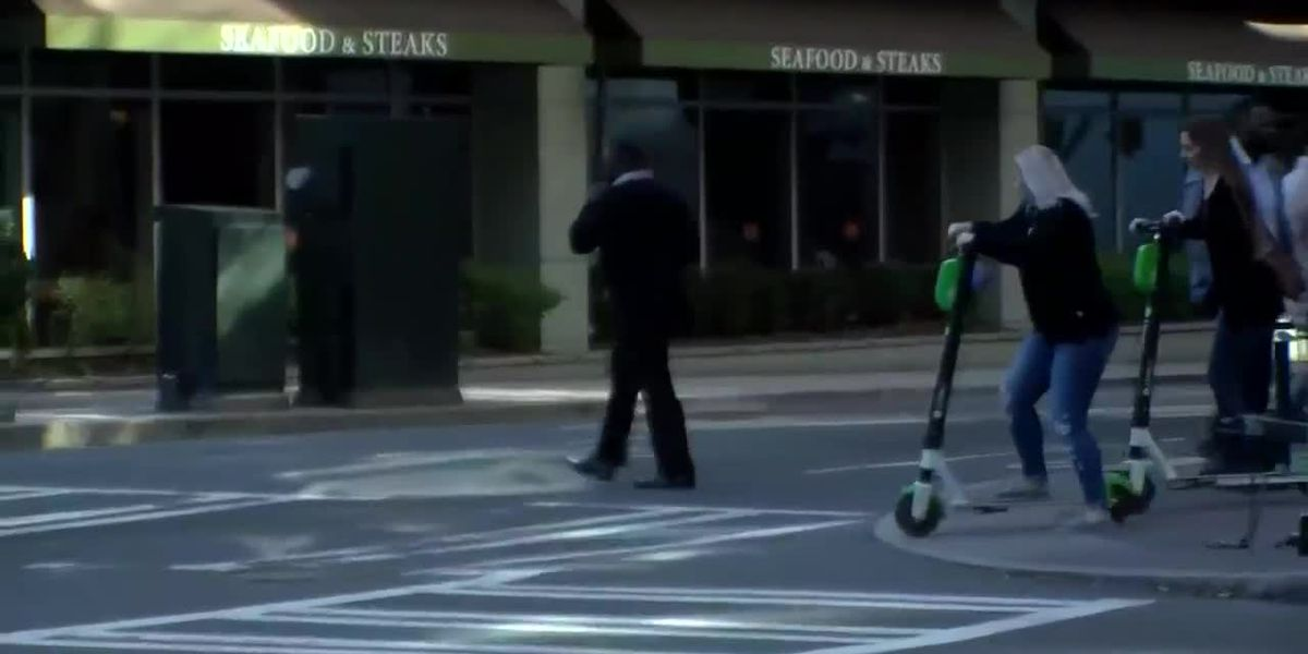 Myrtle Beach leaders looking at regulating e-scooters as their popularity rises