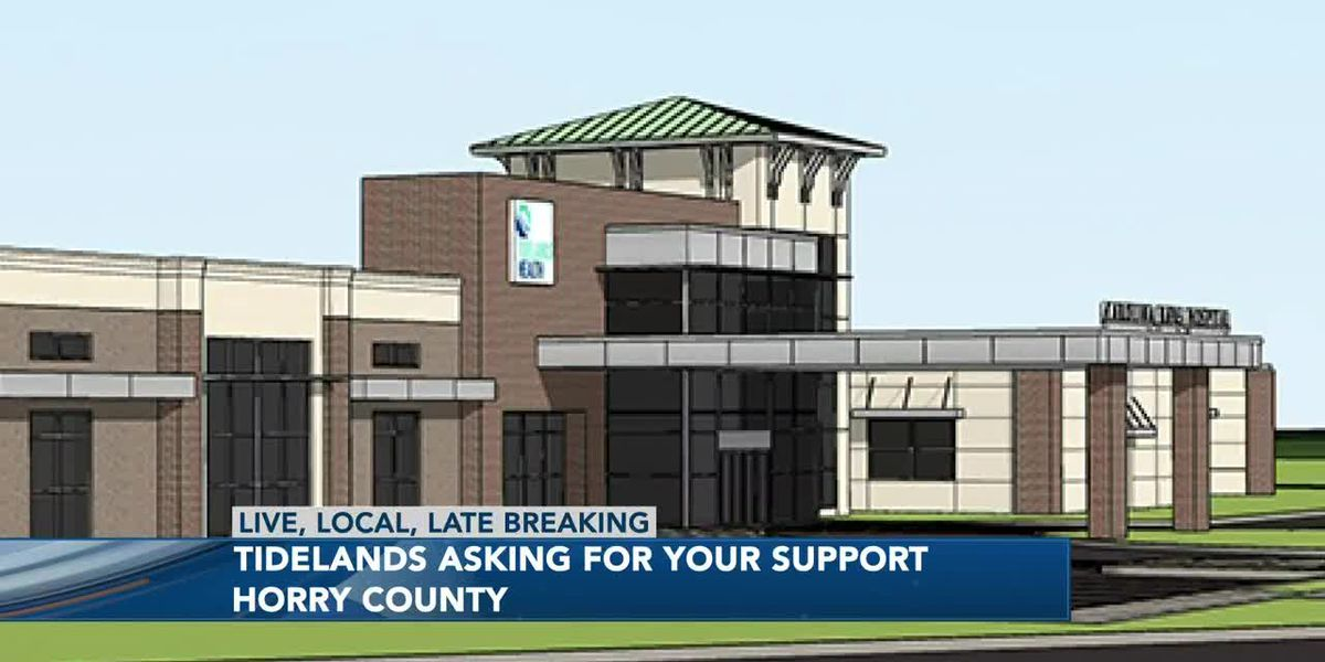 Tidelands Health awaits state approval to build new hospital
