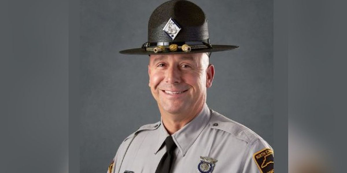 'We have lost a friend': North Carolina State trooper dies after month-long battle with COVID-19