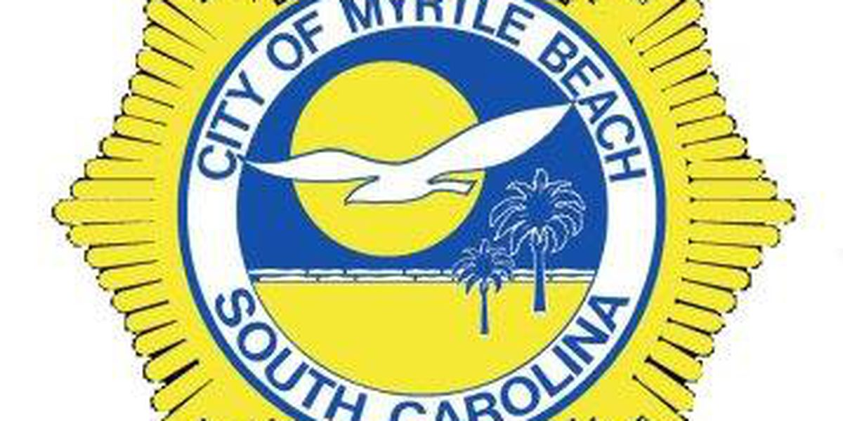 Myrtle Beach firefighter dies while on duty