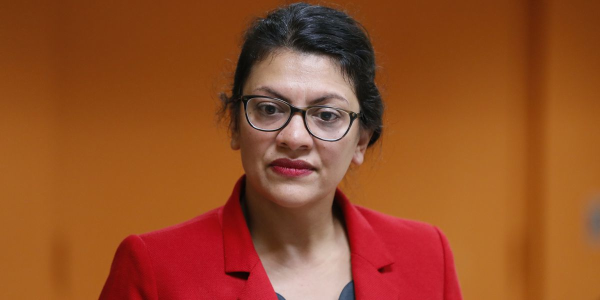 Rep. Tlaib declines to visit West Bank, citing Israeli conditions