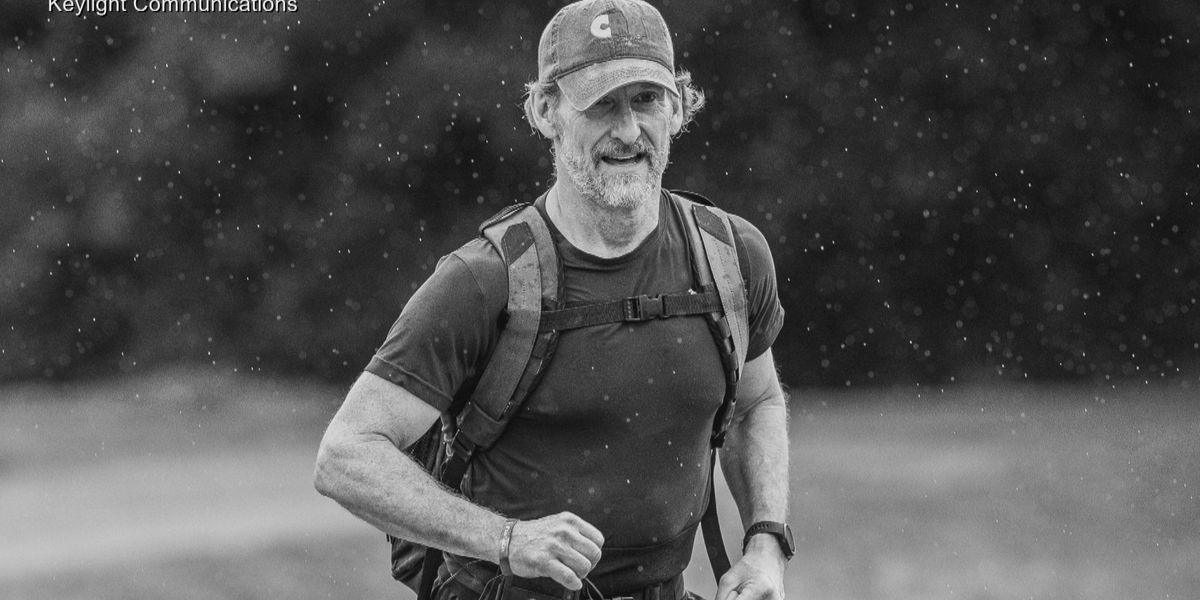 N.C. man to run 750 miles for autism awareness; will end journey in Surfside Beach