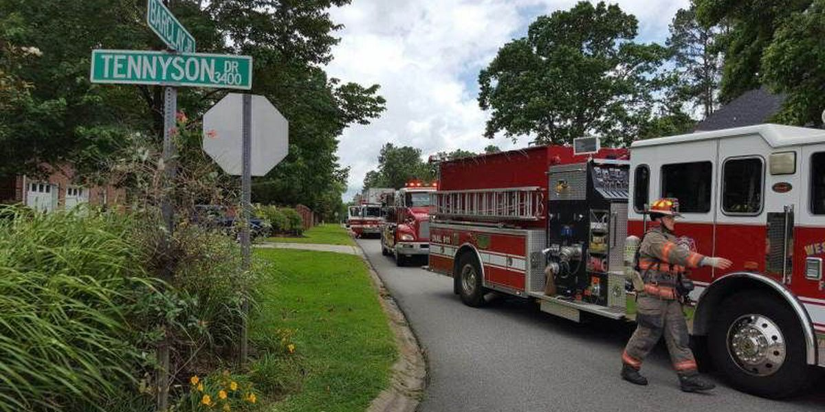 Kitchen fire damages home in West Florence Sunday