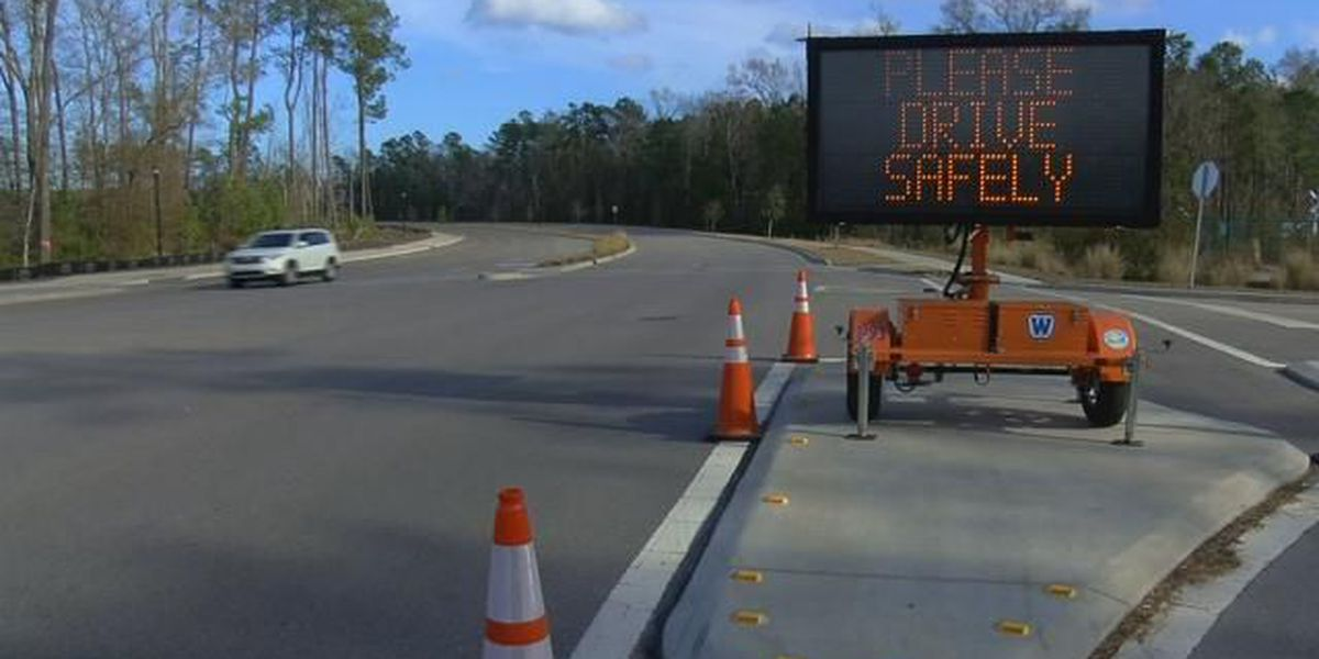 Neighbors hopeful speed signs will make roadway safer; look to future improvements