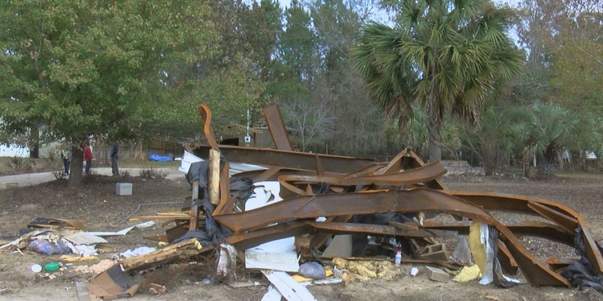 Flood victims search for answers after hurricane recovery efforts halted