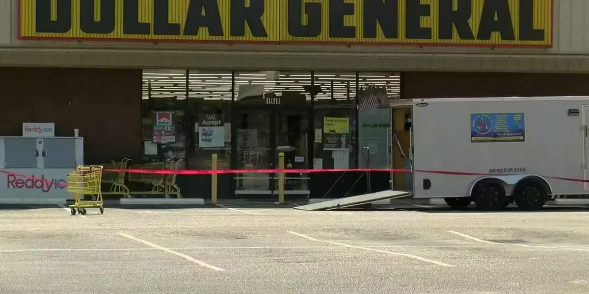 Police investigate robbery at Lamar Dollar General