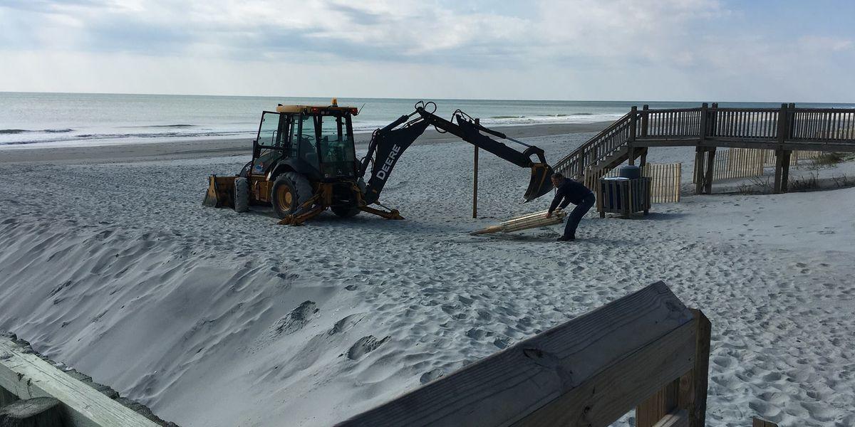 Wheelchair-accessible beach ramp coming to Surfside Beach