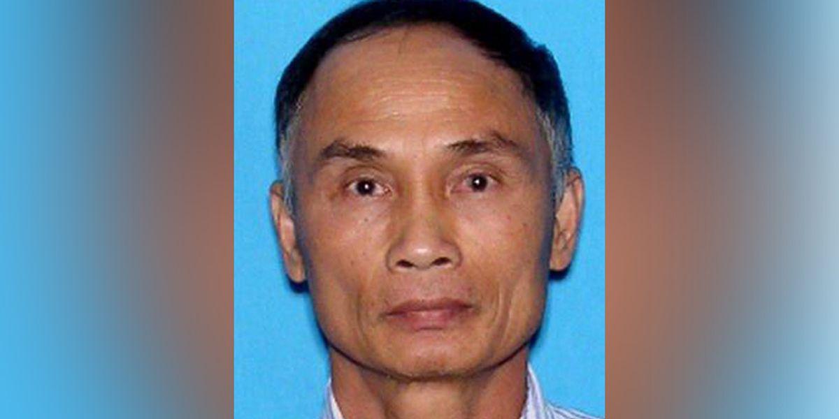 Senior Alert canceled for missing 73-year-old Virginia man