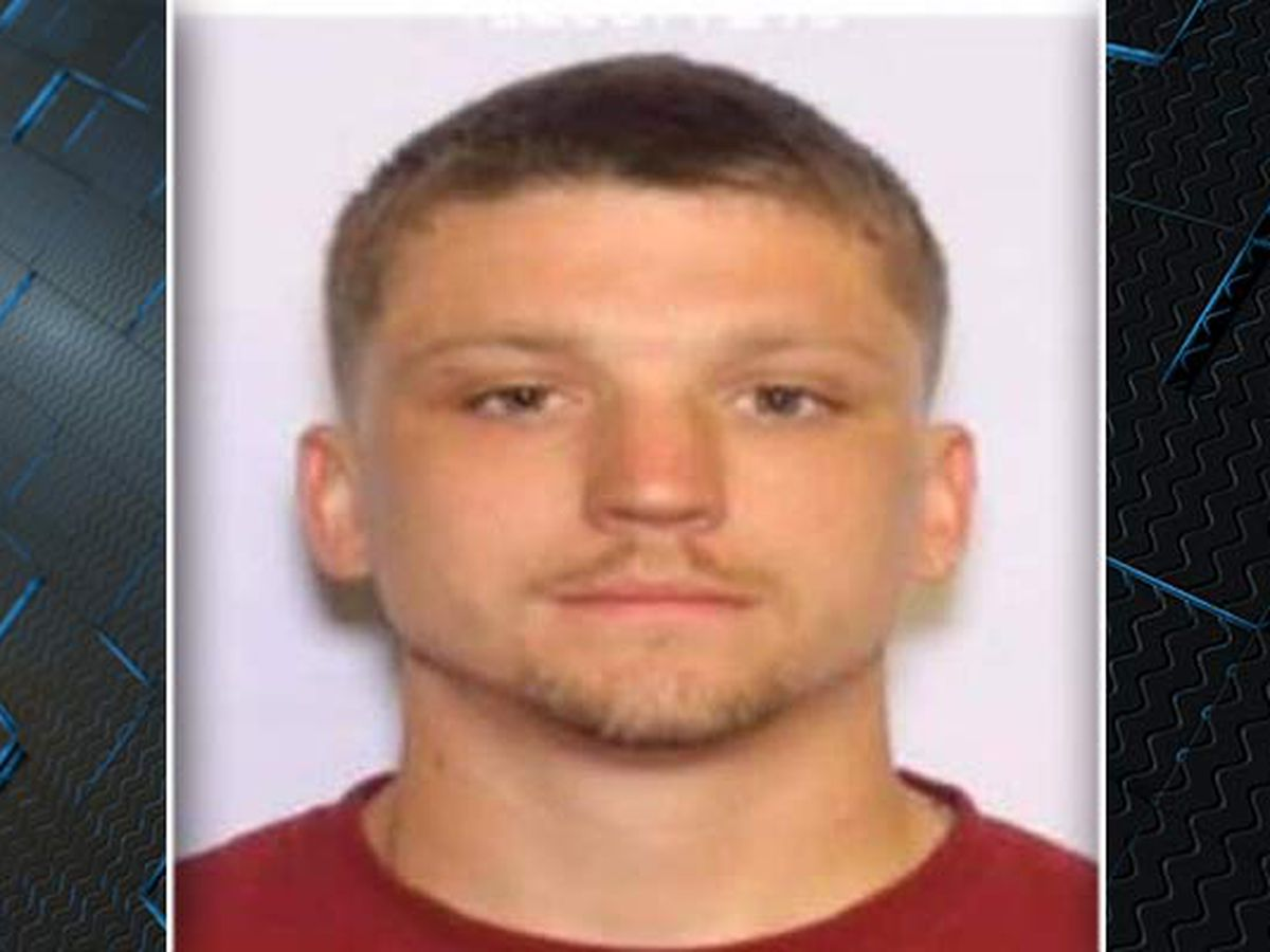 Police search for man wanted for trafficking meth