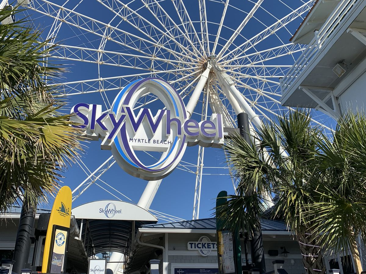 Myrtle Beach SkyWheel closed for winter maintenance