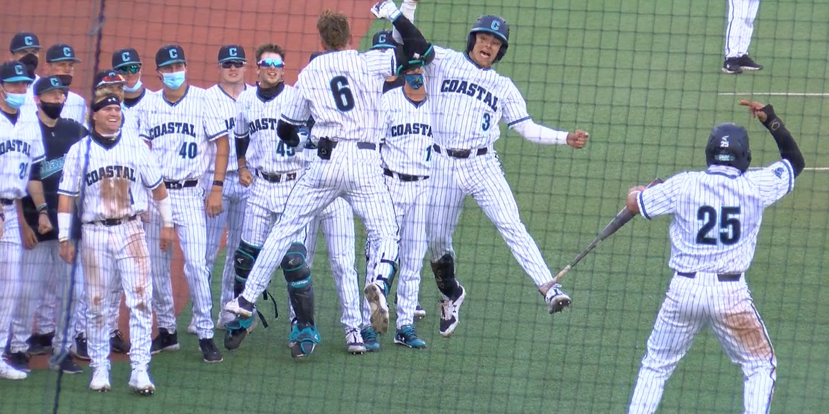 Lucky's grand slam leads Chants to 8-1 win over Bryant