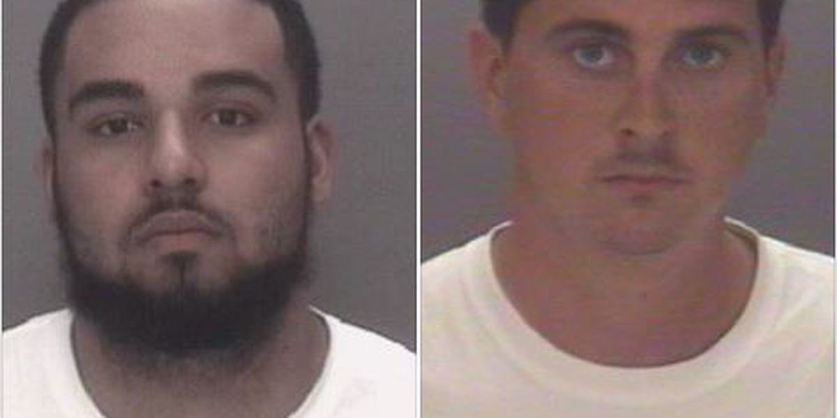 Traffic stop leads to pair of drug arrests in Robeson County