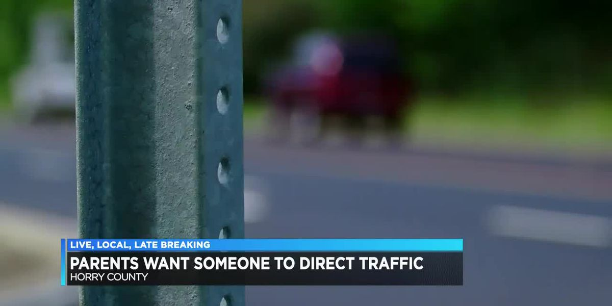 Parents concerned about traffic issues at Riverside Elementary School