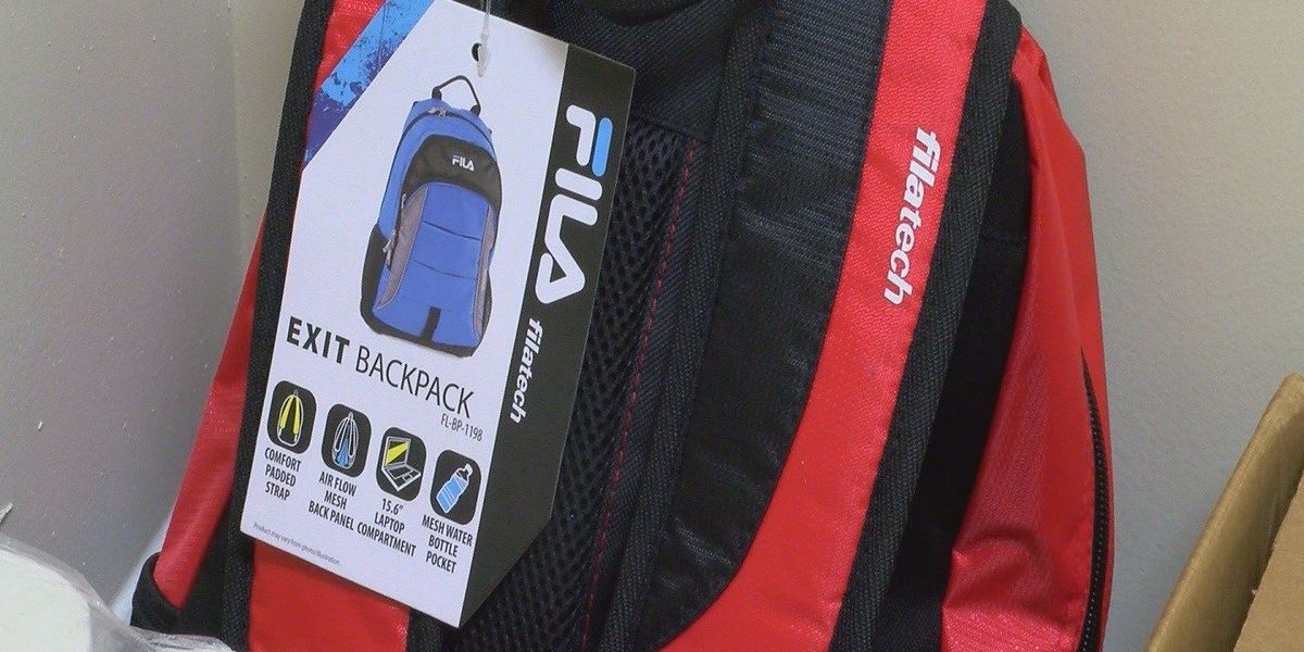 Organization helping more than 200 kids get back to school