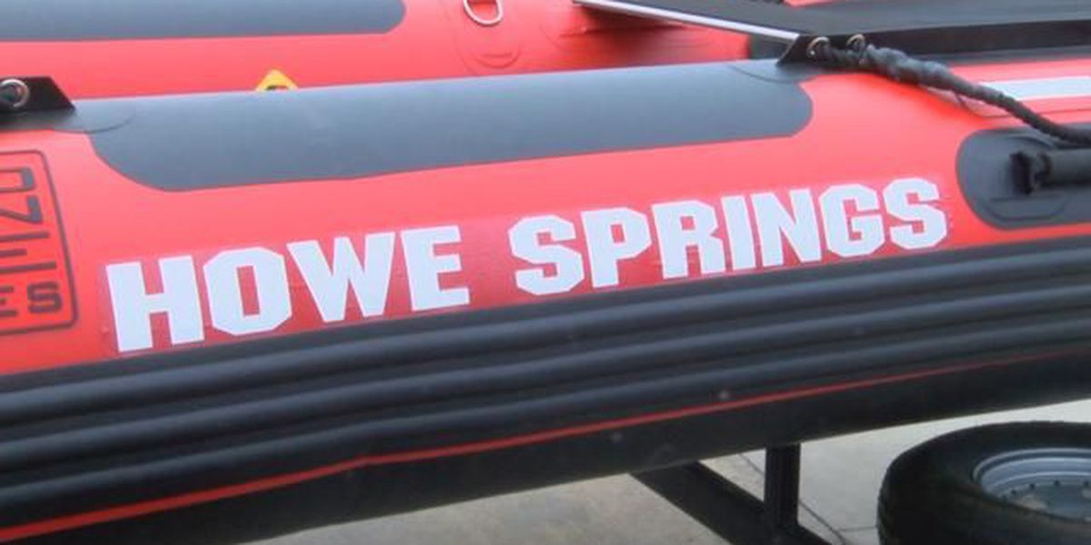 Howe Springs Fire Department adds more life-saving equipment