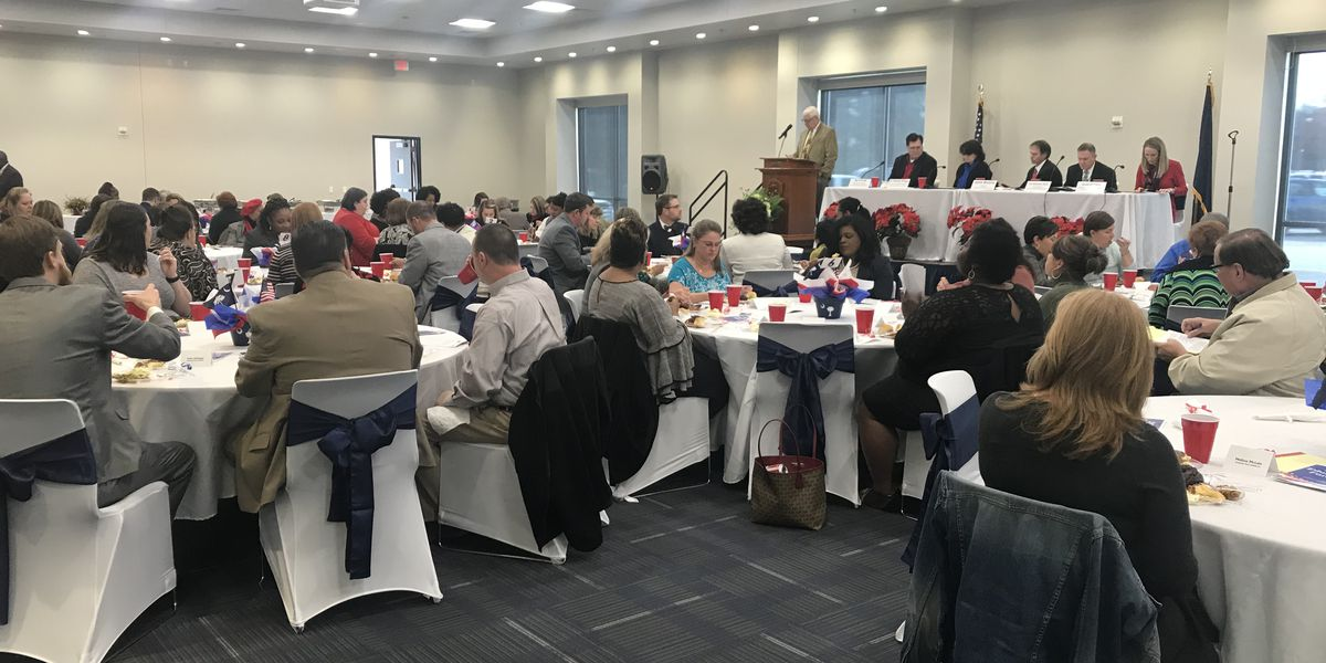Forum addresses current issues in local and state education