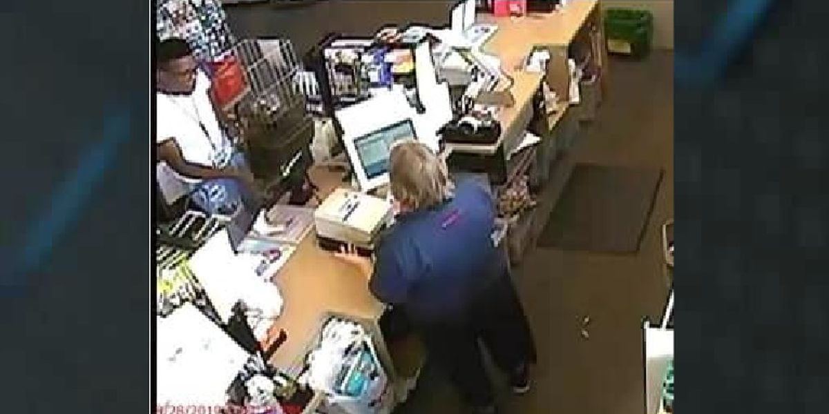 Suspect accused of using stolen credit card at multiple locations in North Myrtle Beach
