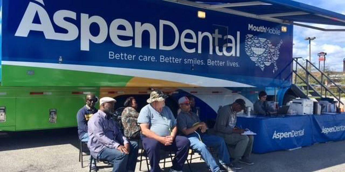 Aspen Dental offering free dental care to veterans in Myrtle Beach Thursday