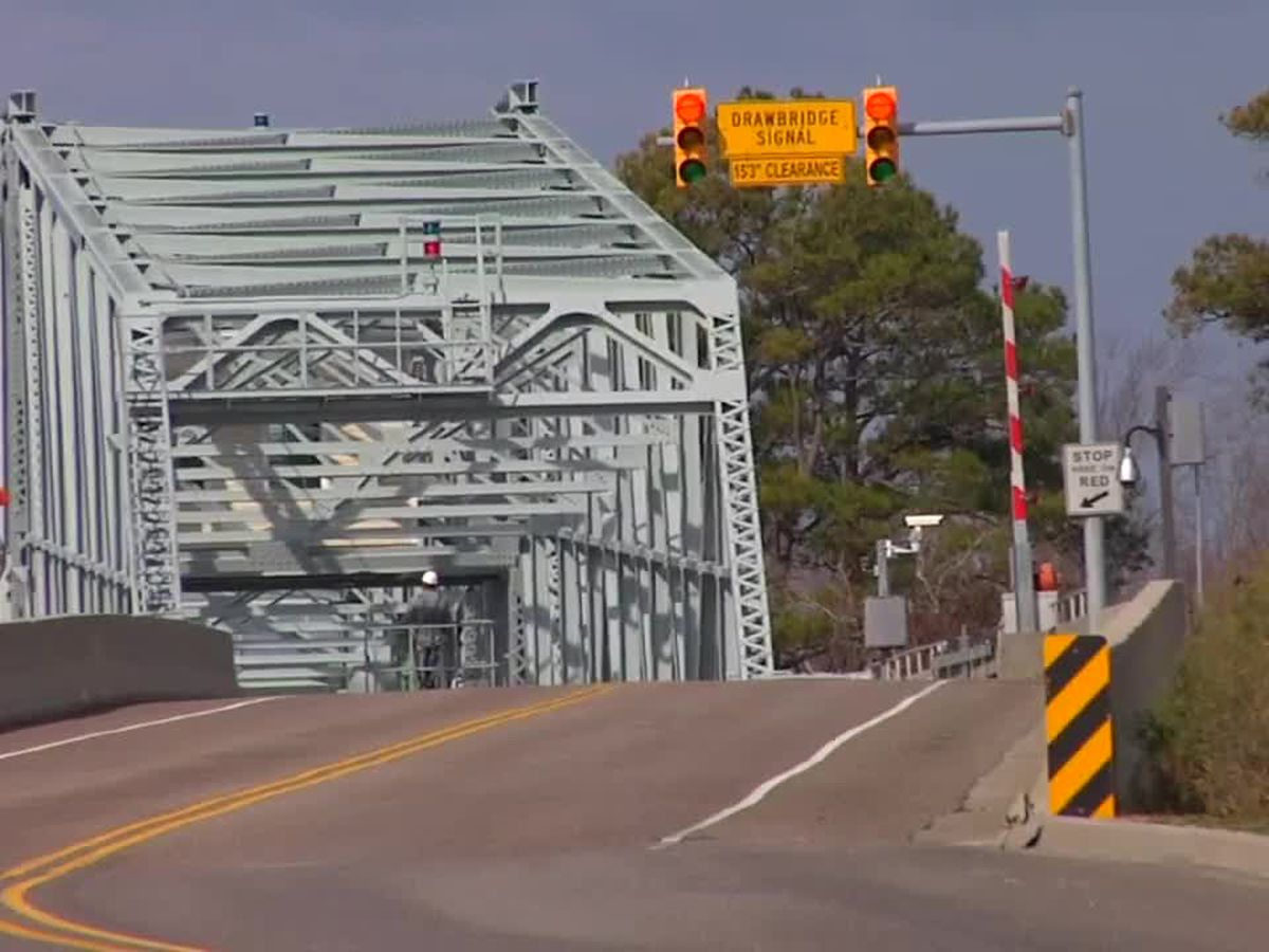 Annual maintenance work on Barefoot Resort swing bridge to start Monday