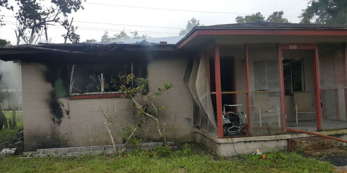 North Myrtle Beach home destroyed by fire, family of 3 displaced