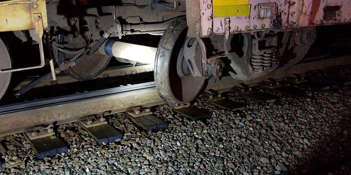 No injuries following overnight train derailment in Pembroke