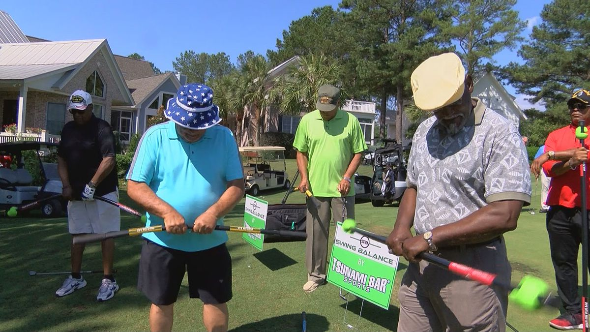 PGA HOPE provides veterans with free golf lessons as way to rehabilitate