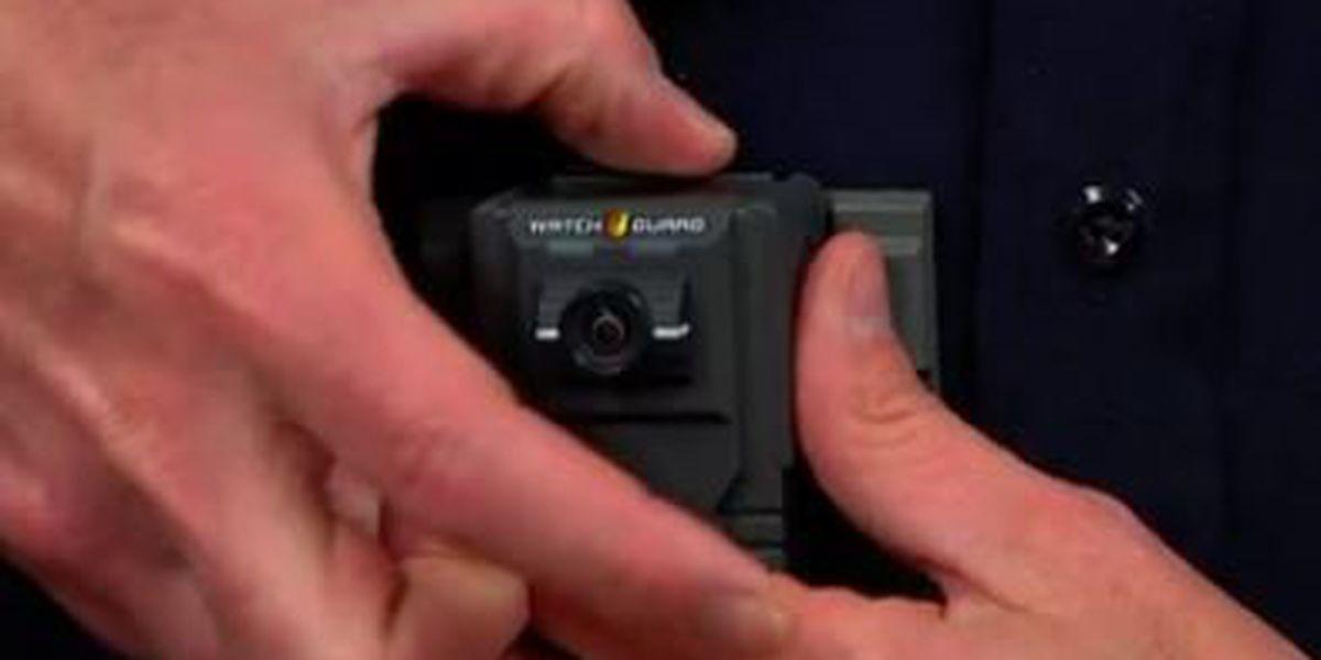 Surfside Beach Police Department starts wearing body cameras