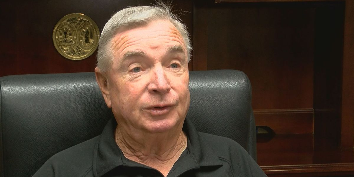 Florence County interim sheriff talks rebuilding trust with the department, community