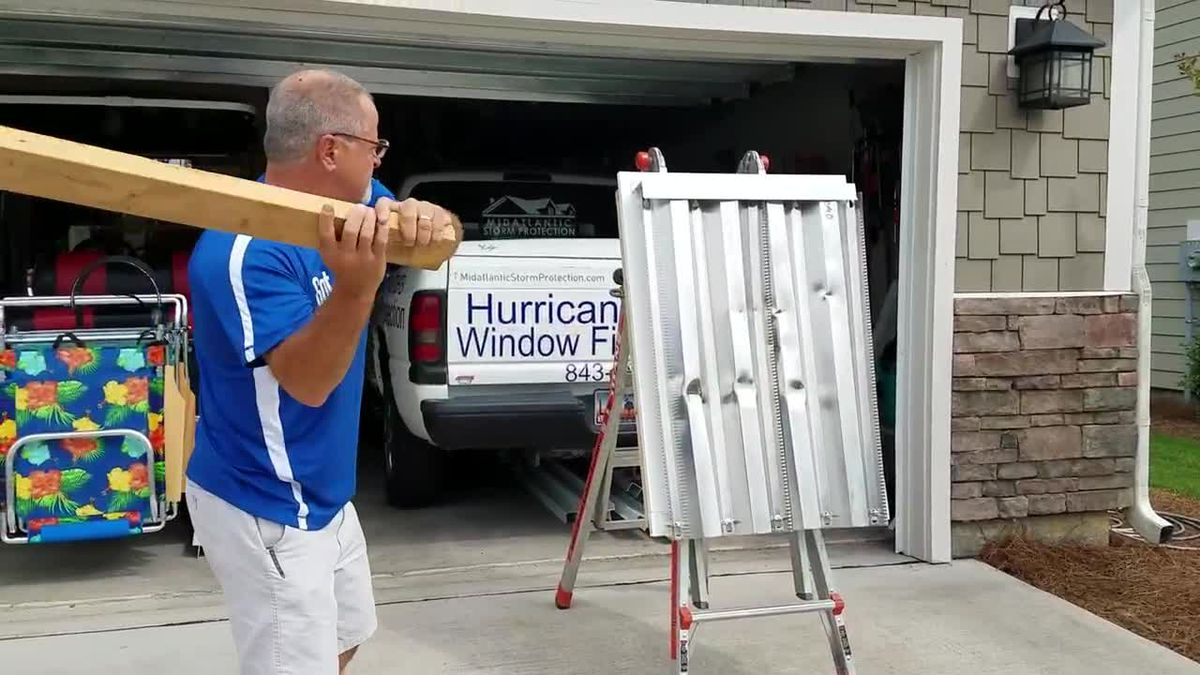 How Tough Are These Hurricane Shutters? Find out!