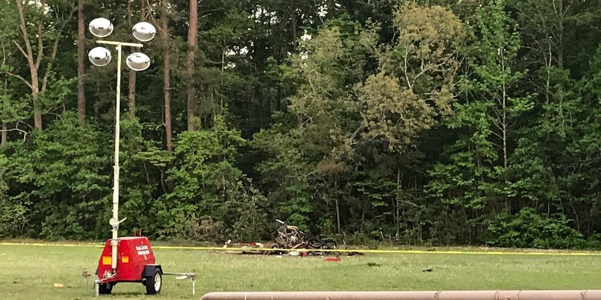 One killed in Darlington County helicopter crash