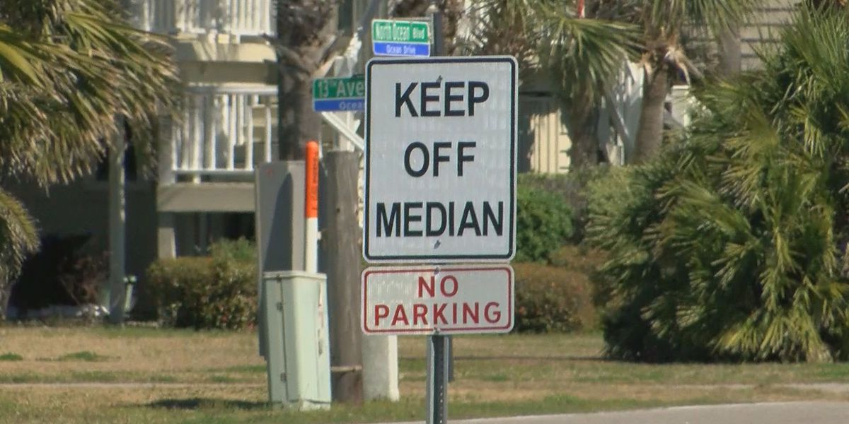 North Myrtle Beach implements changes to paid parking program