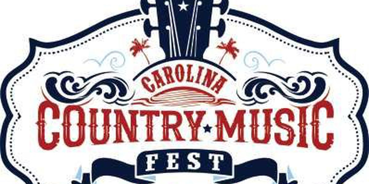 Country music festival adds to already busy weekend