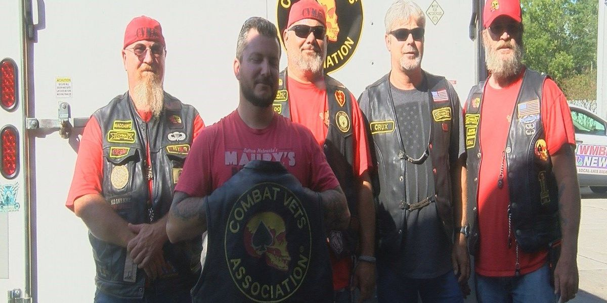 Myrtle Beach veterans organization heads to Texas to help with Harvey relief efforts