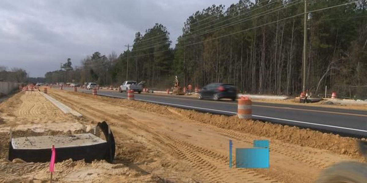 October flooding delays Highway 707 widening, other projects well underway
