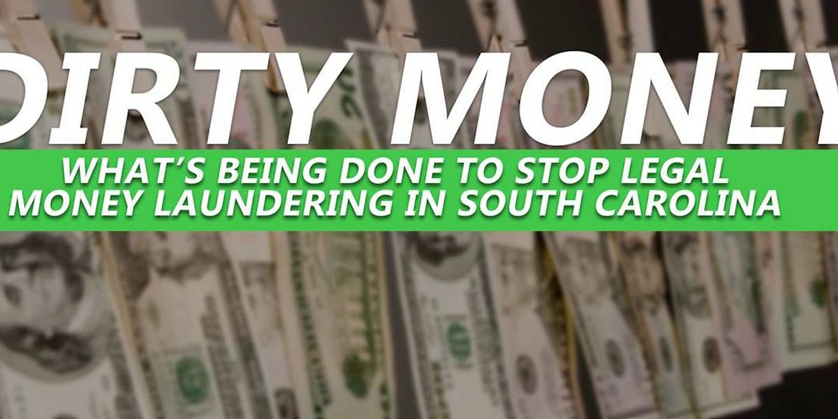 Legal money laundering in South Carolina?