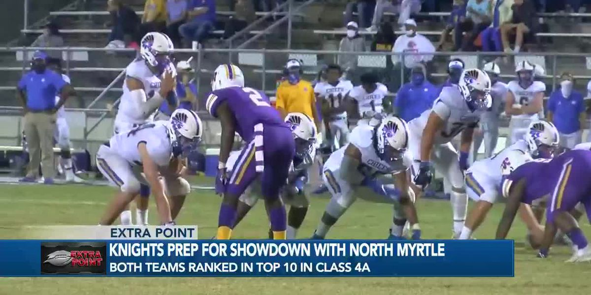 Extra Point GOTW Preview: West Florence talks matchup with North Myrtle Beach