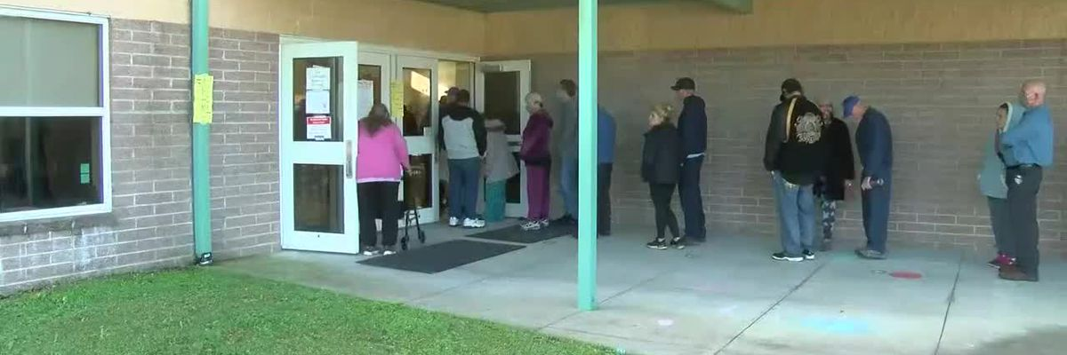 Some voters running into issues at Horry County polling locations