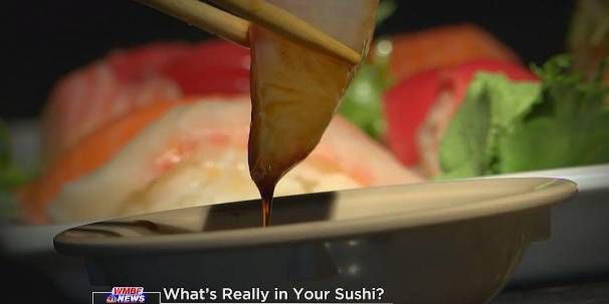 DNA tests reveal sushi mislabeling at Grand Strand restaurants